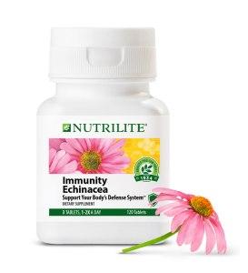 tach wellness nutrilite immunity echinacea