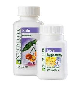 tach wellness nutrilite kids